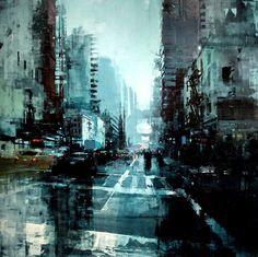 New York no. 11 by Jeremy Mann | issyparis