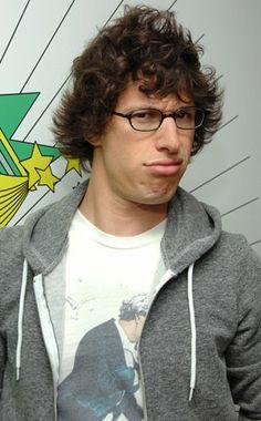 Adam Samberg... I think he's cute in a weird way
