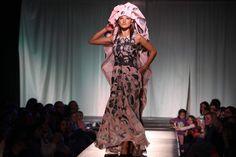 2015 Rubbish Renewed Eco Fashion Show in Bend, Oregon.