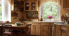 Aranżacja kuchni ciepłej, rodzinnej i pachnącej domową szarlotką to marzenie wielu osób. Styl rustykalny jest najodpowiedniejszy do urządzenia takiego wnętrza ze względu na swoje piękno, funkcjonalność i ponadczasowość.