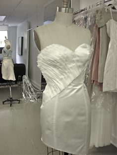 Carol Hannah - Blog » How to Make a Wedding Dress