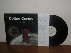 Celtas Cortos   Lp Mega Rare Vintage Germany 1993