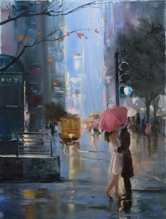 25 Oil Paintings by Christina Nguyen