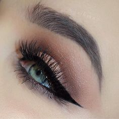 Pink champagne eye makeup
