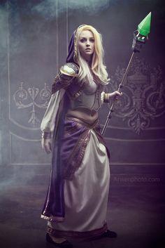 Jaina Proudmoore (World of Warcraft) - Get away by ver1sa.deviantart.com on @DeviantArt