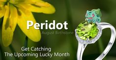 August Big Surprise@http://geshia.com/ Buy Any Peridot Set  Get Free Birth Month Gift