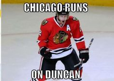 Chicago Runs On Duncan