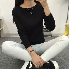Women's Long Sleeve Cable Knit Cashmere Sweater