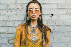 The Best Street Style From Brooklyn's Full Moon Fest - Racked NY