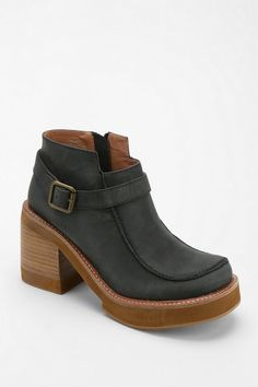Jeffrey Campbell Gregg Platform Ankle Boot - Urban Outfitters $200