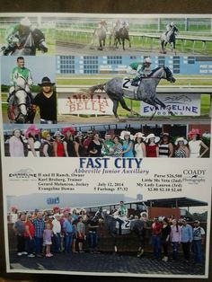 Night at the Races 2014 #JANightattheRaces #nightattheraces #juniorauxiliary #jaofabbeville #social #serviceorganization #evangelinedowns #kentuckyderby