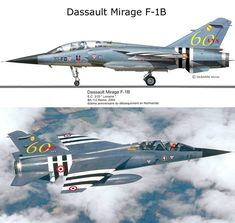 Dassault Mirage F-1B Military Jets, Military Aircraft, Fighter Aircraft, Fighter Jets, Plane Drawing, Photo Avion, Ec 3, Reims, Nose Art