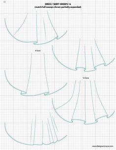 Adobe Illustrator Flat Fashion Sketch Templates - My Practical Skills | My Practical Skills #DrawingFashion