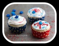 Cupcakes 4 de Julio