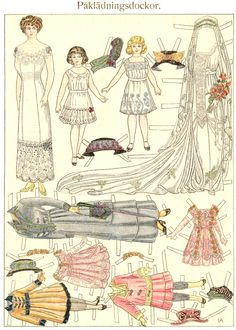 Danish paper dolls *** Paper dolls for Pinterest friends, 1500 free paper dolls at Arielle Gabriel's International Paper Doll Society, writer The Goddess of Mercy & The Dept of Miracles, publisher QuanYin5