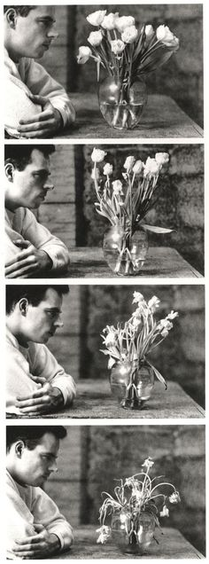 Duane Michals - Sequences                                                                                                                                                                                 More