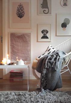 #Bilderwand: Schöne Idee Für Das Wohnzimmer #interior #bilderwand  #bilderrahmenu2026