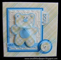 Small Bits of Paper: Doodlecharms bear