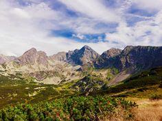 Poland, Tatra Mountains. Absolutely loving it!