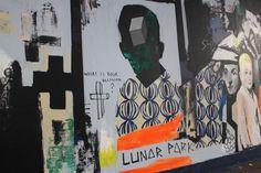 Dan Cimmermann - Mural Croydon