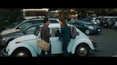 Ana and her little car Wanda :) Fifty Shades of Grey movie