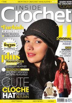 Inside Crochet Issue 21 2011 - 轻描淡写 - 轻描淡写