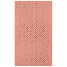 Chic Gold Glam and Pink Dots Tablecloth
