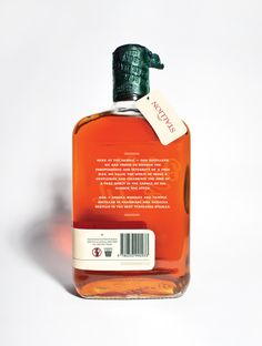 Oak & Saddle - Bourbon Whiskey on Packaging Design Served