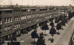Boerhaavelaan circa 1935