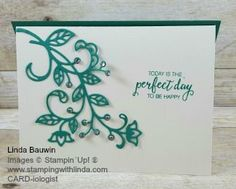 New Flourishing Phrases Stamp Set and thinlits                                                                                                                                                                                 More