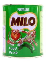 Milo... My favorite chocolate milk drink