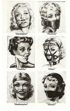 the new sears catalog had quite a few new styles of muzzles