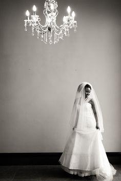 Modern Gold and Cream South African Wedding - Munaluchi Bridal Magazine #bride #naturalhairbride #naturalbride