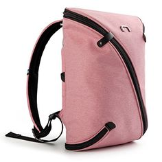f9182cc1596b NIID-UNO II Business Slim Laptop Backpack USB Charing Por... https