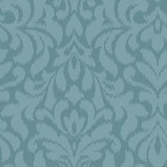 Whisper Wallpaper in Greens design by Candice Olson