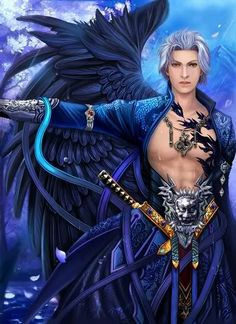 Gabriel Photo:  This Photo was uploaded by black_dragon_57. Find other Gabriel pictures and photos or upload your own with Photobucket free image and vid...