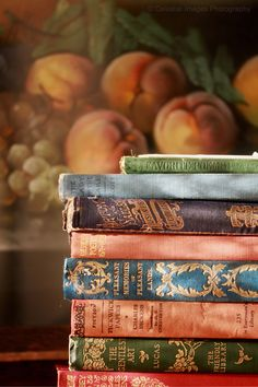 Prettie Sweet - celestialphotography:   Still life with old books