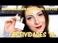 """MERCADONA DELIPLUS - NUEVA COLECCIÓN FIESTAS'16 """"GLAM"""" + DEMO de Maquillaje"""