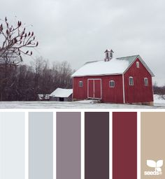 winter morning hues (via Bloglovin.com )