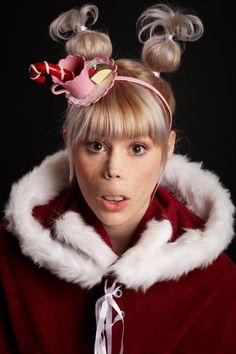 Cindy Lou Who Hair Dr Seuss Who Ville