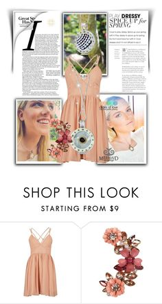 """""""Wild - Freedom Style - Zen - Jewelry"""" by mermaidcompany ❤ liked on Polyvore featuring New Look"""