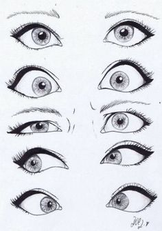 39 Ideas Drawing Eyes Character Design Anime For 2019 Eyes Drawing Tumblr, Cartoon Eyes Drawing, Smile Drawing, Cartoon Smile, Cartoon Hair, Tumblr Drawings, Drawing Eyes, Cartoon Sketches, Art Drawings Sketches