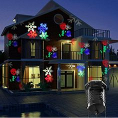 Best Laser Christmas Lights Review Holiday Projector
