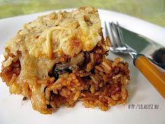 Egy finom Pilisi rizses hús ebédre vagy vacsorára? Pilisi rizses hús Receptek a Mindmegette.hu Recept gyűjteményében!