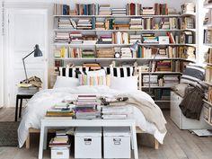 We love books.