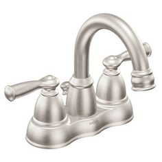 Moen CA84913SRN Double Handle Centerset Bathroom Faucet f... https://smile.amazon.com/dp/B00GXK5W4U/ref=cm_sw_r_pi_dp_x_YNylzbK3WV9DV