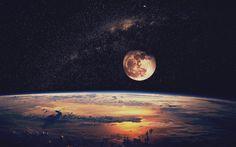 My full moon (montage) | Gabor Jonas
