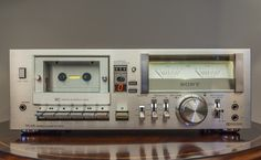 SONY TC-U5 Hi-Fi STEREO CASSETTE DECK (1978-79)