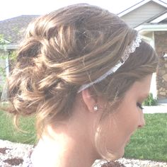 Gorgeous prom hair!!!