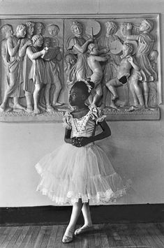 "joeinct: ""Dance Recital in Brooklyn. Photo by Leroy Henderson, 1992 "" Afro, History Of Dance, Black Dancers, Black Ballerina, Black Authors, Vintage Black Glamour, Dance Movement, Brown Skin Girls, Dance Recital"